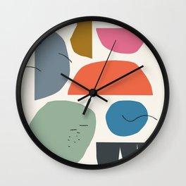 Dear Summer Wall Clock