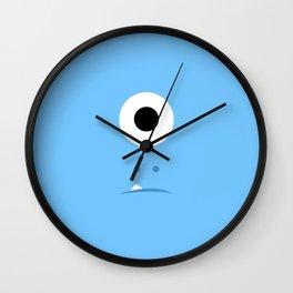 Haz-Ul Wall Clock