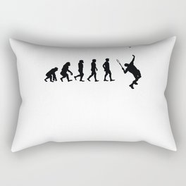 Evolution Tennis Rectangular Pillow