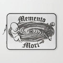 Memento Mori Laptop Sleeve