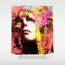 joni '69 Shower Curtain