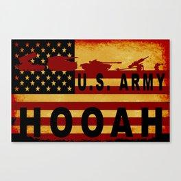 HOOAH - 023 Canvas Print