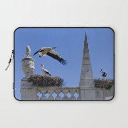 Faro storks Laptop Sleeve