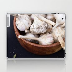 Garlic Lover Rejoice Laptop & iPad Skin