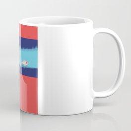 Speeding Koi Coffee Mug