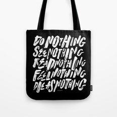 AS NOTHING Tote Bag