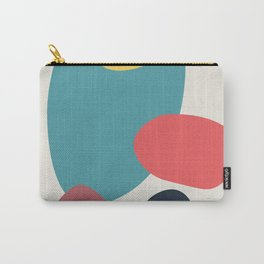 Abstract No.19 Carry-All Pouch