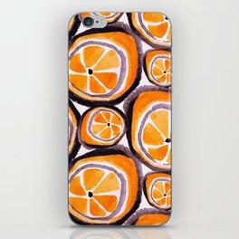 Bunch O' Orange iPhone Skin