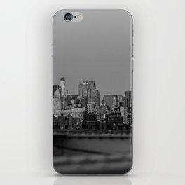 Midtown Manhattan at Dusk iPhone Skin
