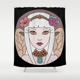 Day Fairy Shower Curtain