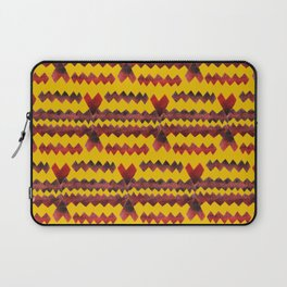 Ethnic diamond Laptop Sleeve
