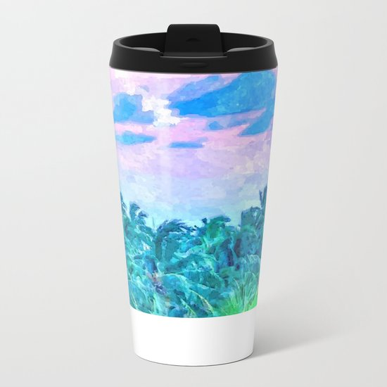 Fantastic Voyage #society6 Metal Travel Mug