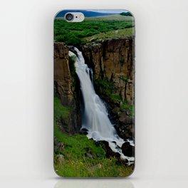North Clear Creek Falls Summer Green iPhone Skin