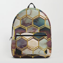 RUGGED MARBLE Backpack