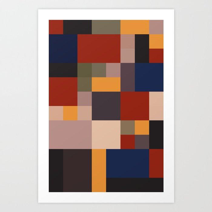 BAUHAUS LIVES Art Print