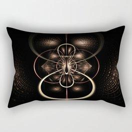 Chocolate, Caramel & Toffee Rectangular Pillow