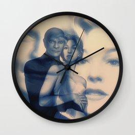 FANTOMAS 2 Wall Clock