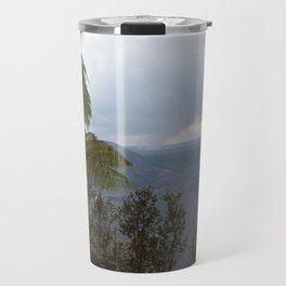 Mountains and Valleys Travel Mug