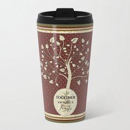 Together We Make A Family Travel Mug