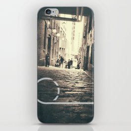 Post Alley iPhone Skin