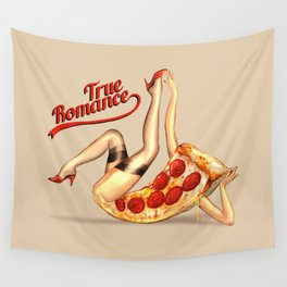 Hot Pizza! Wall Tapestry
