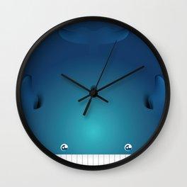 whale <3 Wall Clock