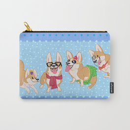 For the Love of Corgis Carry-All Pouch