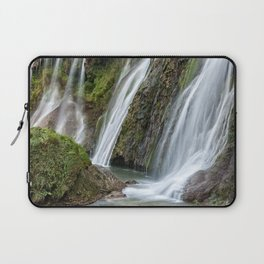 Marmore waterfall, Umbria, Italy Laptop Sleeve
