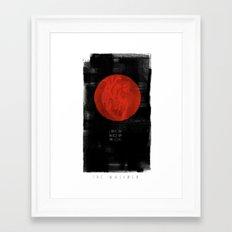 The Walkmen Framed Art Print