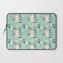 Retro Kitchen Laptop Sleeve