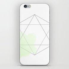 Platonic Air iPhone & iPod Skin