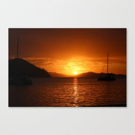 Whitsunday Dreaming Canvas Print