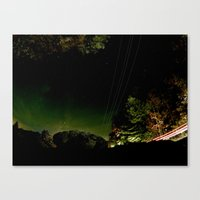 vermont Canvas Prints featuring Vermont by LukeyD