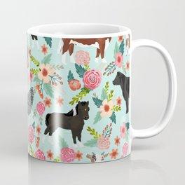 Farm gifts chickens cattle pigs cows sheep pony horses farmer homesteader Coffee Mug