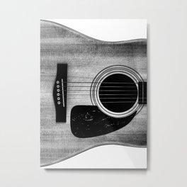 Acoustic Curve no 5. Metal Print