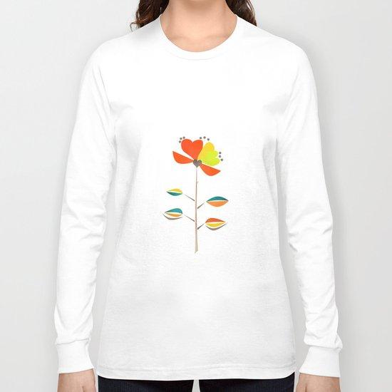 Fantasy . Flower . Long Sleeve T-shirt