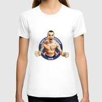 zlatan T-shirts featuring Zlatan Ibrahimovic by Just Agung