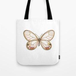 Butterflies: Esmeralda Tote Bag