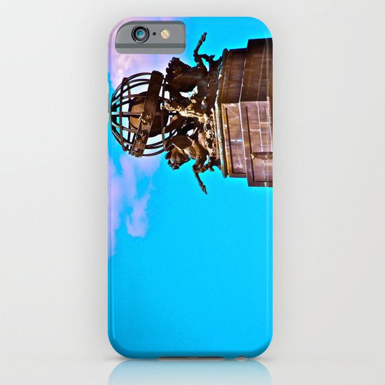 16th Street Horses iPhone & iPod Case