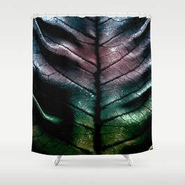 Wounded Dragon Shower Curtain