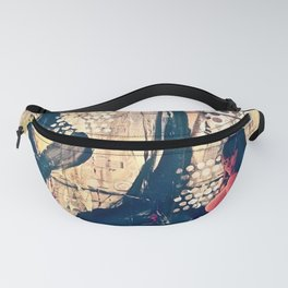 Abstract Experimentation V 2.0 Fanny Pack