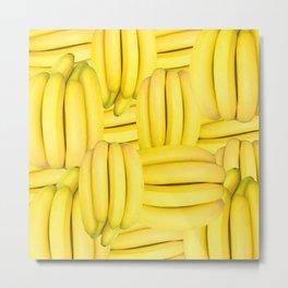 Bunch of bananas Metal Print
