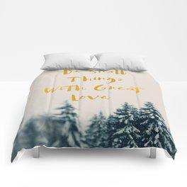 Great Love Comforters