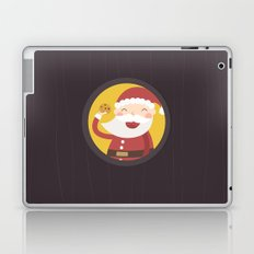 Day 24/25 Advent - Santa's Cookie Laptop & iPad Skin