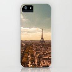 Paris 3 iPhone (5, 5s) Slim Case