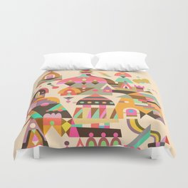 Structura 4 Duvet Cover