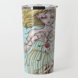Lucy in the Sky Travel Mug