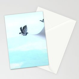 Cult of Youth: Flying high Stationery Cards