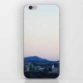 Reno iPhone Skin