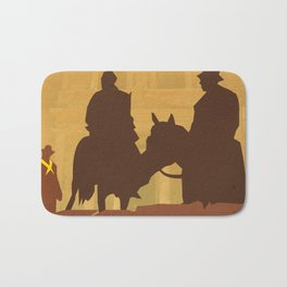 Vector The Last Crusade Bath Mat